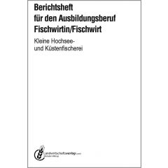 Berichtsheft Fischwirt Hochsee inkl. Ordner